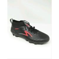 Sepatu Bola specs murah Accelerator Infinity Black dark granite