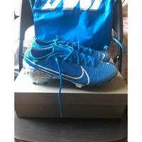 Sepatu bola Nike Mercurial Vapor 13 Elite Blue Hero white obsidian
