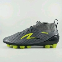 Sepatu Bola Specs Accelerator Infinity FG Dark Granite Black Yellow