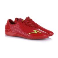 Sepatu Futsal Specs Accelerator Exocet in red Berkualitas