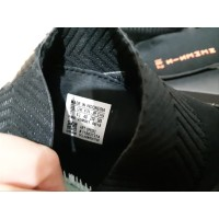 Sepatu Bola - Soccer Adidas Nemeziz 18.2 Core Black Orange - FG