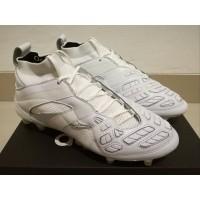 Sepatu Bola - Soccer Adidas Predator Accelerator Beckham White - FG