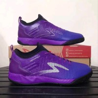 Sepatu futsal specs murah Metasala Musketeer deep purple original