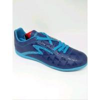 Sepatu futsal specs murah Quark Galaxy blue original Berkualitas