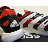 Sepatu Futsal Adidas Predator Accelerator TR Ultra Boost Black White