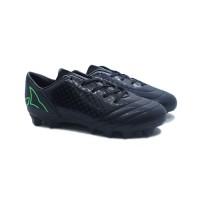 Sepatu Bola Anak Ortuseight Utopia FG JR (Black/Fluo Green)
