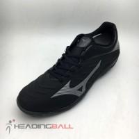 Sepatu Futsal Mizuno Original Rebula Sala Black Shadow Q1GA194104