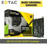 ZOTAC GeForce GTX 1050 Ti Mini 4GB DDR5 BARU Garansi 2 Tahun