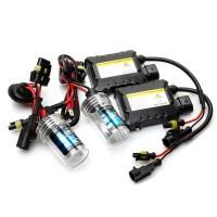 CT HID Xenon Headlight H7 6000K 55W 2 pcs with Ballast 12V