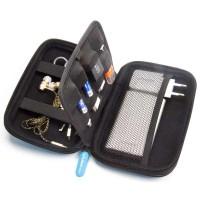 NS Korean Gadget Wallet VIVAN E01 - Tas HDD external - Tas Power Bank