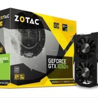 VGA Nvidia ZOTAC GeForce GTX 1050 Ti OC Edition 4Gb DDR5 128Bit