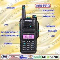 Hot Sale - HT BAOFENG A58 PRO A-58 PRO Dual Band 8 WATT
