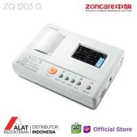 Electrocardiograph Zoncare ZQ 1203 3 Channel ECG Machine