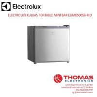 ELECTROLUX KULKAS PORTABLE MINI BAR EUM0500SB-RID