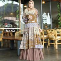 KEZIA SET by Gagil Tunik plus Rok ONLY Setelan Kece Bahan Nyaman ORI