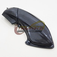 Cover Tutup Air Filter Udara Carbon Kevlar Parts Ori Yamaha NMAX