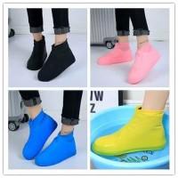 Silicon Cover Sepatu Anti Hujan Silicon Sarung Sepatu Anti Air
