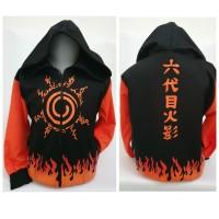 Jaket Anak Naruto Kyubi Hokage