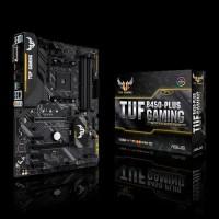 Motherboard ASUS TUF B450-PLUS Gaming (AM4, DDR4, Micro ATX)