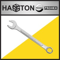 HASSTON PROHEX 6 mm Kunci Ring Pass Model Tulang (1647-006)