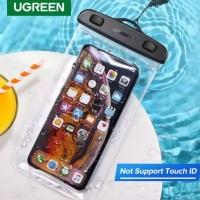 Ugreen Dry Bag Waterproof Swimming Phone Pouch Case - Clear Edges