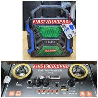 ASATRON FUJI Speaker Portable Asatron Bluetooth 8inch FUJI