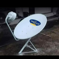 Antena parabola indovision
