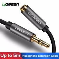 Ugreen Kabel Aux Extention 3.5mm Kabel Audio Sambungan Aux 3.5 mm