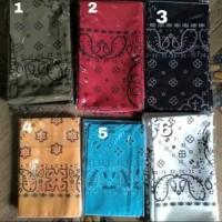 slayer bandana motif batik