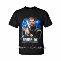 kaos/baju free fire ALOK