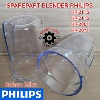 GELAS BUMBU DRYMILL BLENDER PHILIPS HR 2115 2116 2071 2061