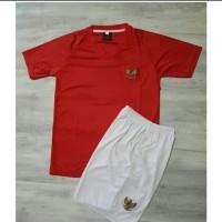 Koas anak, baju setelan bola anak timnas indonesia