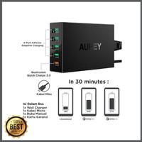Aukey Charger 5 Ports 54W QC 3 0 AiQ 500077 berkualitas
