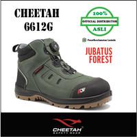 Sepatu Safety Cheetah ADV Jubatus 6612G (Green) - 9