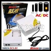 Atman Ac/Dc Air Pump Ep-11000