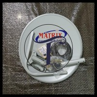 PROMO SET ANTENA DISH PARABOLA MATRIX 45 CM BERKUALITAS