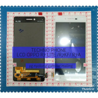 Promo LCD TOUCHSCREEN FULLSET PUTIH ORI OPPO R7 LITE R7KF R7A Diskon