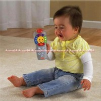 Terlaris Fisher Price Laugh&Learn Click N Learn Remote Mainan Remot