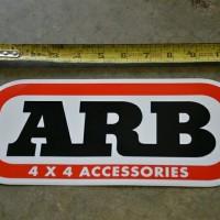 Sticker ARB Bamper Depan Belakang 4x4 Off-road Aksesoris