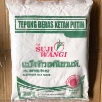 Tepung beras ketan putih suji wangi 500 Gram