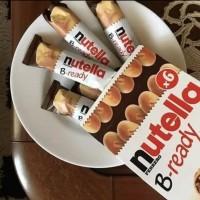 nutella b ready halal/coklat nutella/selai nutella/coklat halal