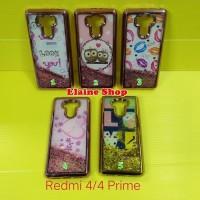 Xiomi REDMI 4 4A 4X 4 Prime WaterGlitter Soft Case Water Glitter Air B
