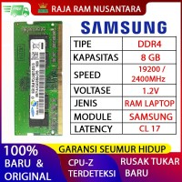 [BARU] RAM / MEMORY SAMSUNG LAPTOP/NB DDR4 8GB