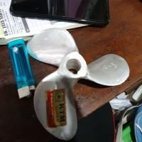 propeller kipas baling baling kapal perahu alumunium no. 4/5