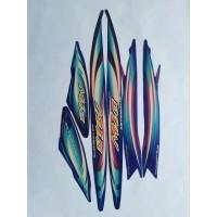 stiker striping yamaha mio sporty 2007 biru