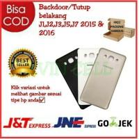 Backdoor Tutup Baterai Samsung Galaxy J1 J2 J3 J5 J7 2015 2016