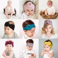 bandana donat untuk bayi anak headband bando