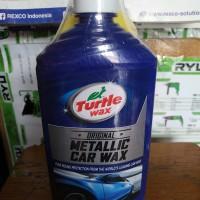 turtle wax metallic car