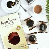 Bakpia Kukus Tugu Jogja Asli - Original Coklat