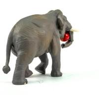 TERLENGKAP.. Ania AS-33 Asian Elephant with an Apple New TERLARIS!!!